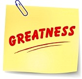 Demonstrating Christ-like Character is True Greatness.